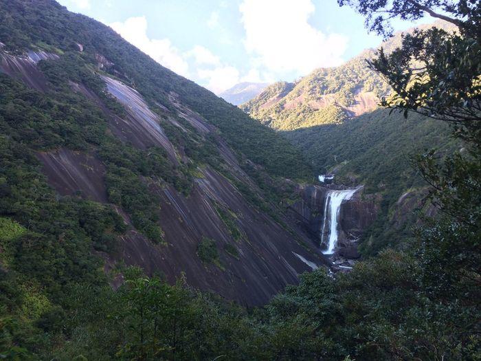 千尋の滝 Waterfall 千尋の滝 Kagoshima Japan