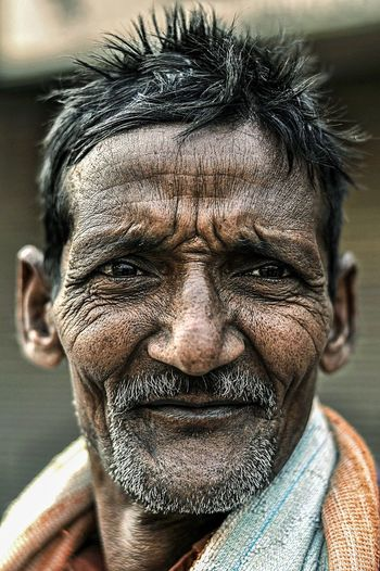 India Adult Adults Only Close-up Day Focus On Foreground Front View Headshot Human Face Icredibleindia Lifestyles Looking At Camera Mature Adult Oldman One Man Only One Person Only Men Outdoors People Portrait Real People Senior Adult Senior Men Smiling Turban first eyeem photo