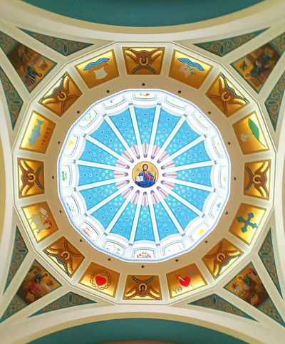 St. Mary Ukrainian Catholic Church Absolutely Beautiful Beautiful Ceilings Place Of Worship Spirituality Christianity Religion Christian Faith Beautifully Crafted Architecture Ukrainian Christian Church Vancouver British Columbia Canada