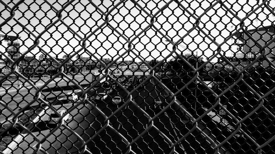 Fence Boundary Chainlink Fence Barrier Security Protection The Still Life Photographer - 2018 EyeEm Awards