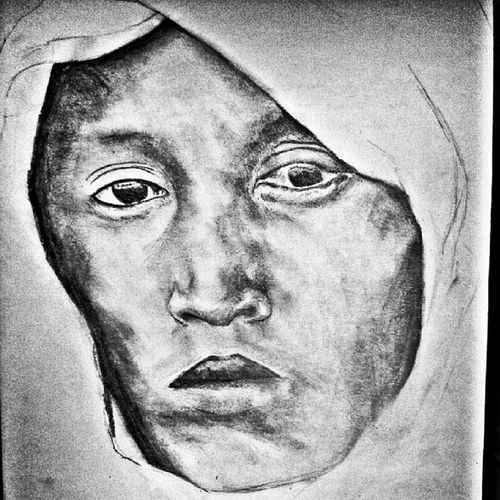 Two week old sketch. Pencil&Charcoal .. Awesomeness Nawden  Art_collective Bestdm pencilcharcoal instagram_artists unfinished