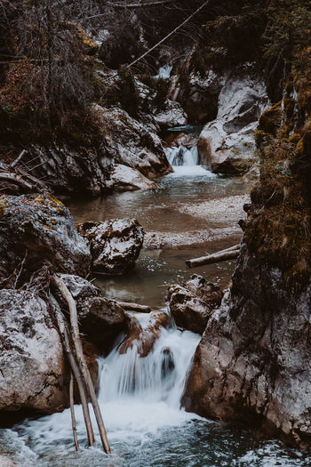 Shot with Nikon d610 + Nikkor 85mm 1.8G Location: Beautiful Transylvania Pele Photography 2017 Beauty In Nature Hot Spring Long Exposure Mountain Peak Mountain River Waterfall