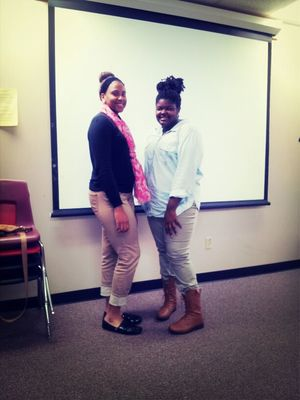 Me And Tiff