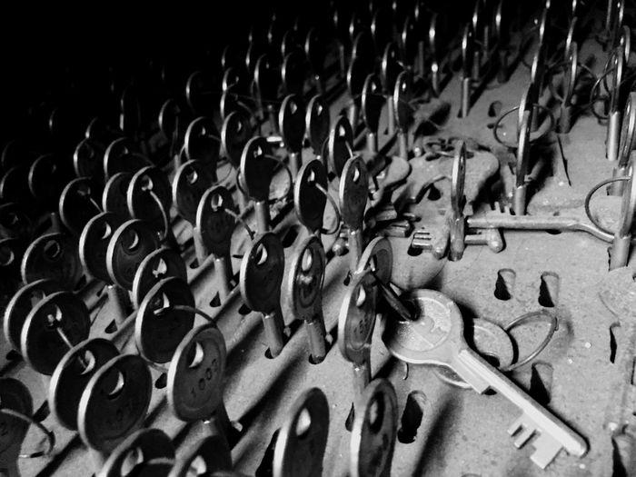 Lots Of Keys -