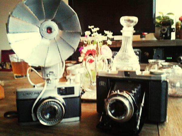 Vintage Camera Vintage Cameras