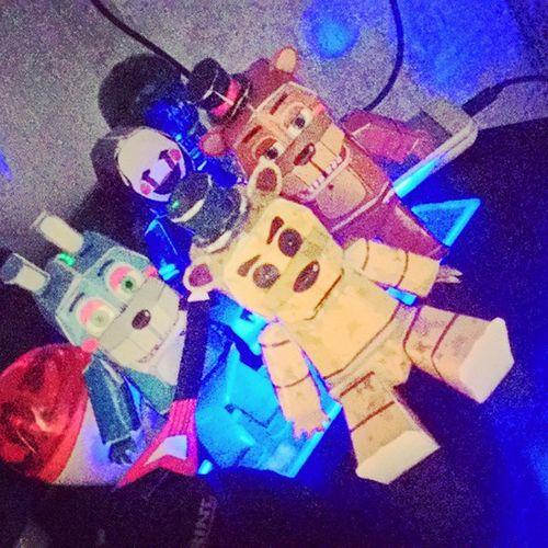 Fivenightsatfreddys Toypapper Vitinho Toy