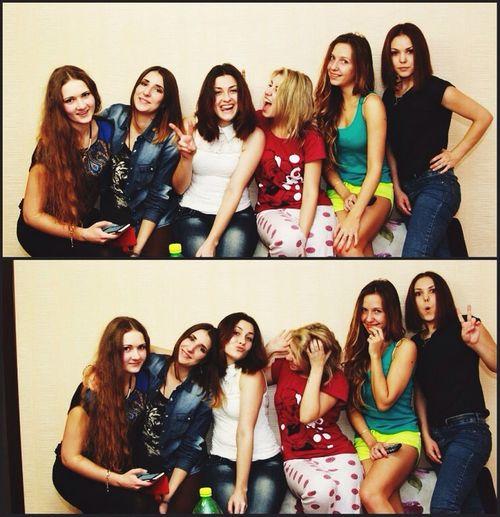Девочки студенточки