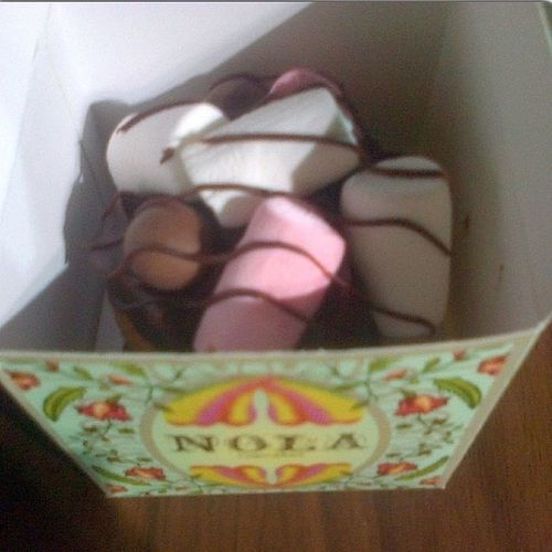 Chocolate Marshmallows Nola