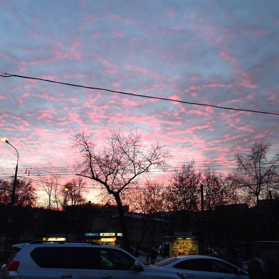 Sunset Beautiful Sky Skyporn Picoftheday Amazing Follow4follow Follow Followme Followback