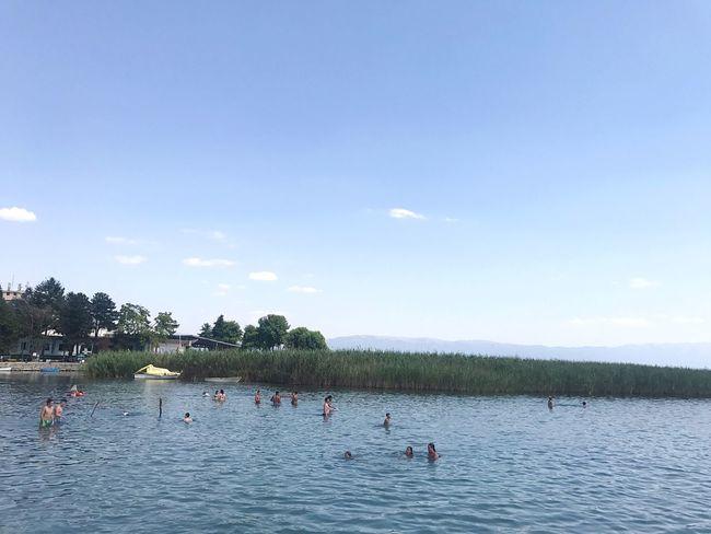 Struga Ohrid Lake Macedonia