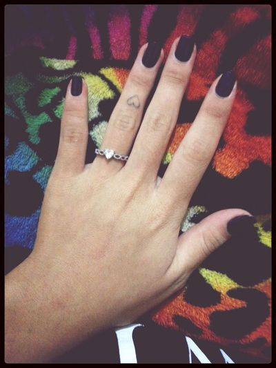 Promise Ring. <3