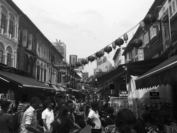 Feel The Journey Chinatown Insidesingapore Chinatown Singapore