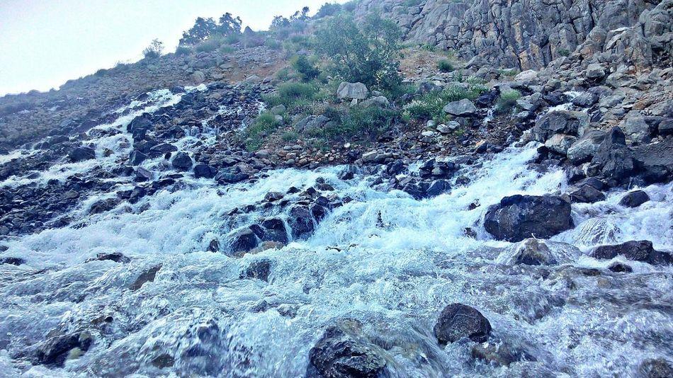 Munzur Munzurnationalpark Water Reflections Natural Ovacık Dersim Turkey