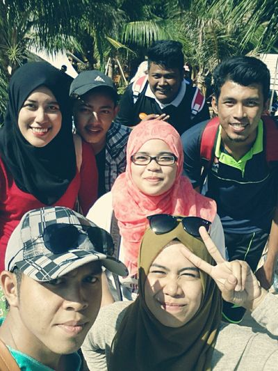 Relaxing at Tasik Dayang Bunting,pulau Langkawi Great Time Together Islands Hoping Happy