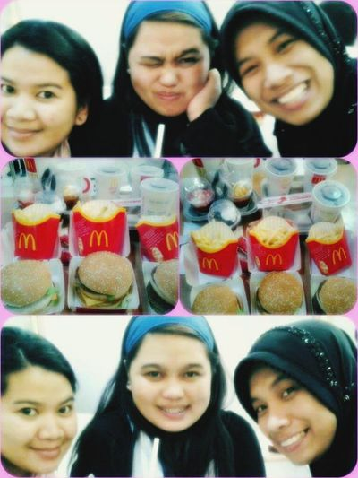 our indifferences didn't stop us from being good friends?this is our 3rd year fellas?we maybe a hundred miles apart but in our hearts we're glued to each other ? thank you for sticking my squad?love you to bits and pieces???? Friends ❤ Friendship. ♡   Mcdonaldsarabia Aseermall Hanging Out Seeyourealsoon