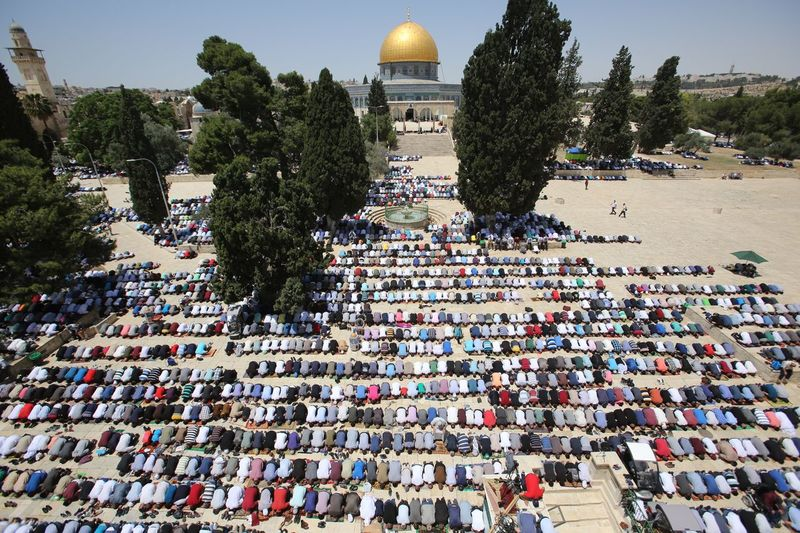 Jerusalem Dome Palestine Muslims Prayer Ramdan Mosque ALAQSA First Eyeem Photo