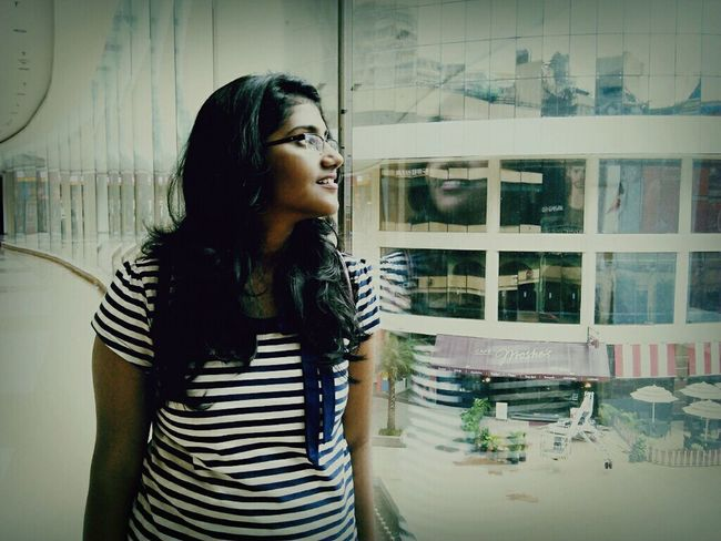 Iyer girl... The one who never give publicity to my flaws.😊