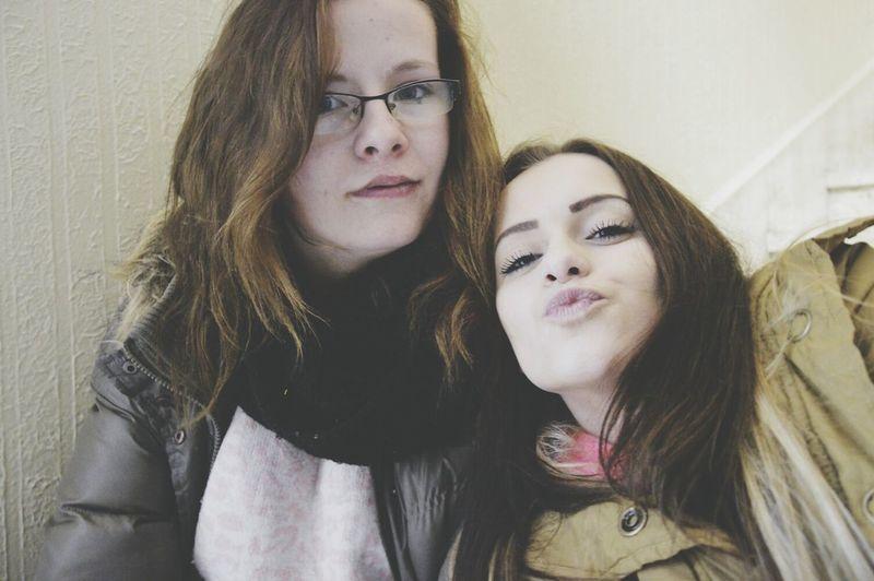 My lovely girl♥ Best Girl Ever Love Kiss Smile Drunk Likeforlike
