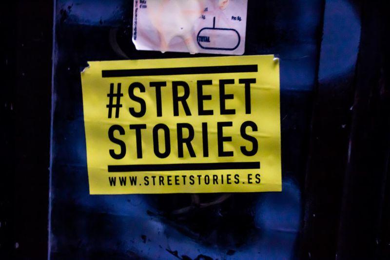 #STREETSTORIES