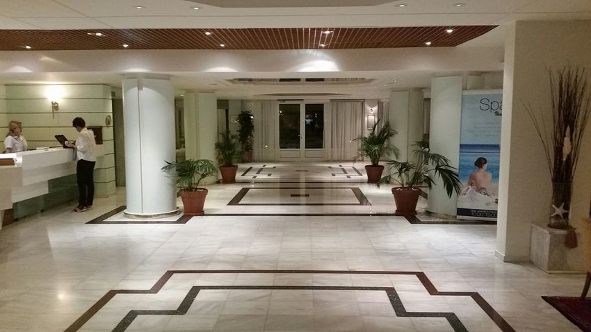 Skaleta Crete Skaleta Crete Greece Creta Royal Hotel Hotel Crete Royal Hotel Lobby