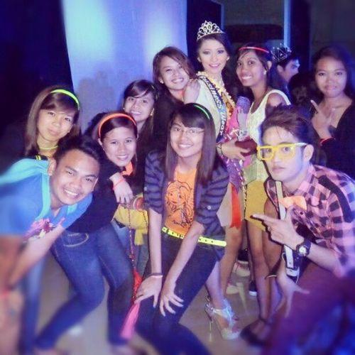 With some JPIAns :) Ms .CBA2013 CBANight Winner