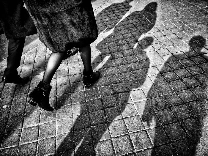 Street Shadow Streetphotography Street Low Section Men Human Leg Shadow High Angle View Close-up Human Foot Feet The Art Of Street Photography
