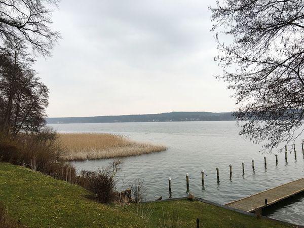 Scharmützelsee Bad Weather Uferwanderweg