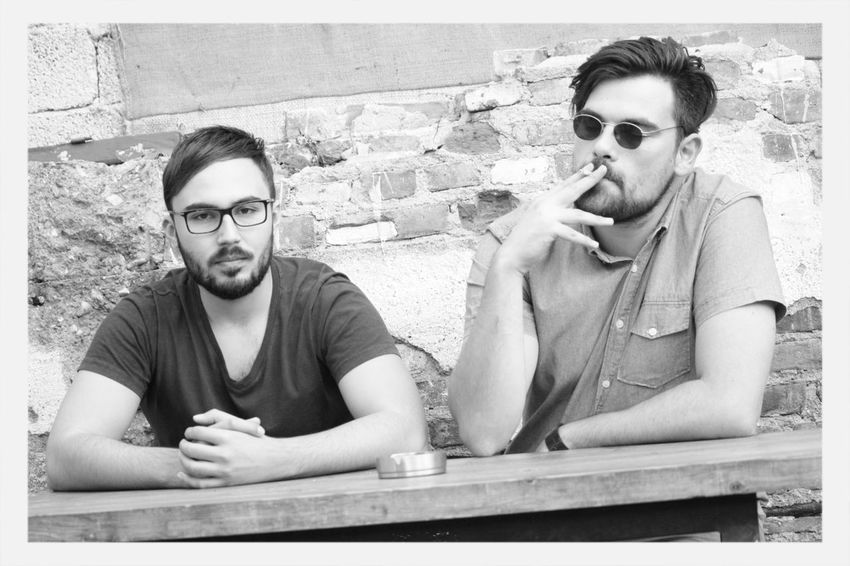 Lastraw Friends Music Noir