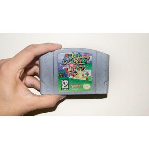 Un jueves muy retro... - Minimal_experience Minimalmx Nintendo 64 Retro Geek -