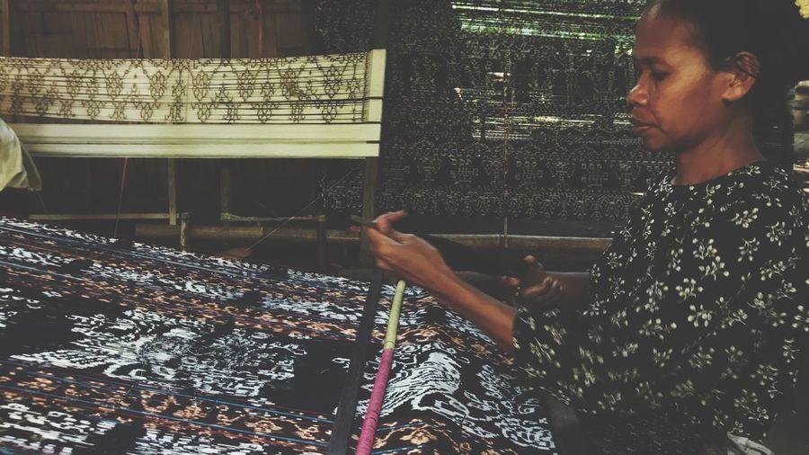 Nita weaving