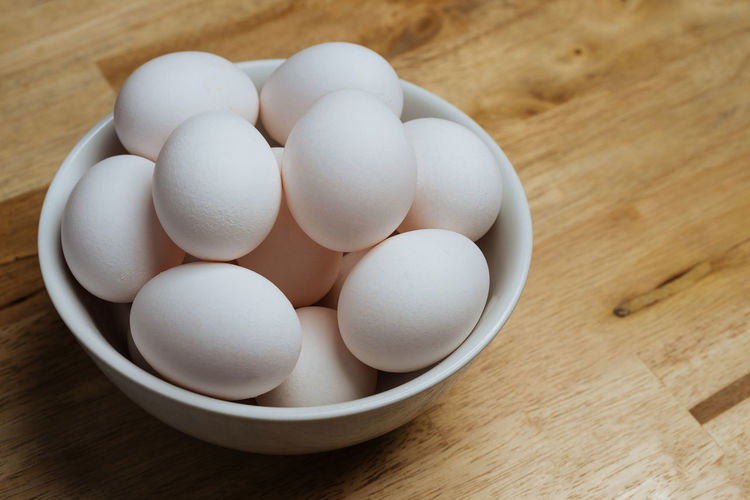 Chicken eggs still life Breakfast Chicken Close-up Egg Eggshell Food Food And Drink Freshness Healthy Healthy Eating Indoors  No People Organic Protein Raw Raw Food Table Yellow Yolk