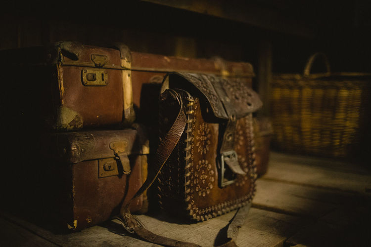 Indoors  Container No People Still Life Old Close-up Focus On Foreground Basket Antique Box Number Retro Styled Wood - Material Communication Stack Technology Table Obsolete Selective Focus EyeEmNewHere EyeEm Best Shots