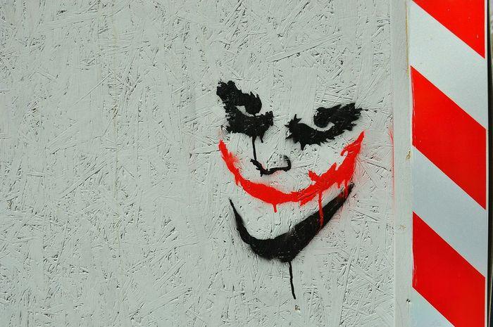 Why So Serious? Street Art Joker Murales