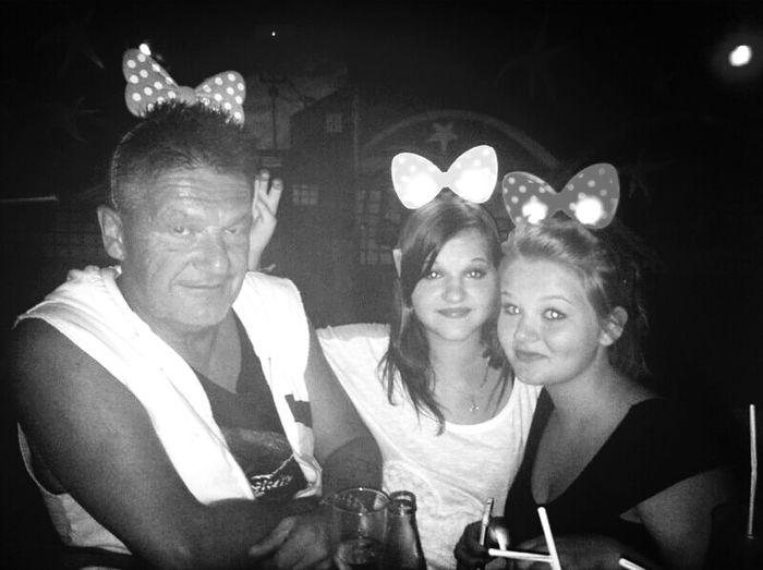 Ibiza! Shooters Bar! Familie. Ibiza 13'