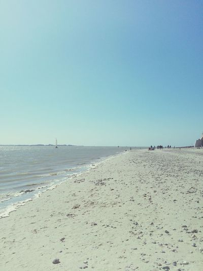 Beach Taking Photos Hello World Relaxing Frommypointofview Eye4photography  Sea Somme Pocardie Lecrotoy