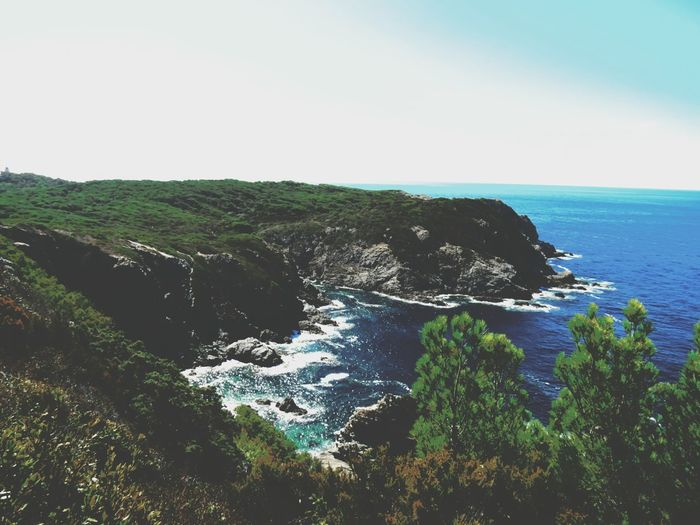 The EyeEm Facebook Cover Challenge Porquerolles Best Place On Earth