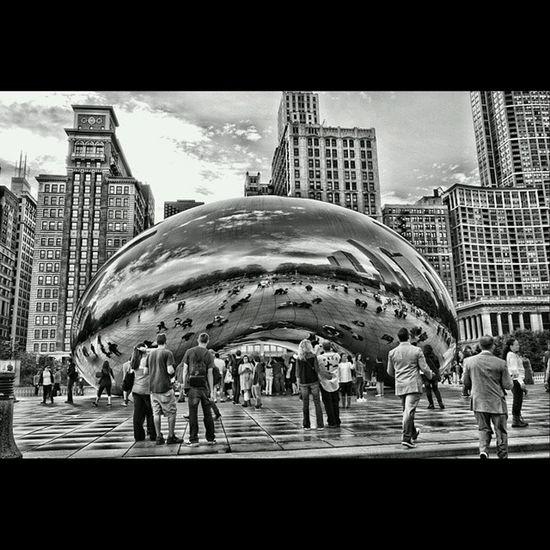Da famous Chicago Bean Windycity Igchicago Ig_unitedstates Ig_great_shots chicity_shots mychicagopix choosechicago chicago tourists millenniumpark hdr hdrpictures summertime flippinchi chicagojpg chicagogram remix exploreeverything justgoshoot