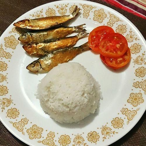 Fine Dining Comfort Food Tinapa Pinoy Food şarap Low Calorie Back In Pinas
