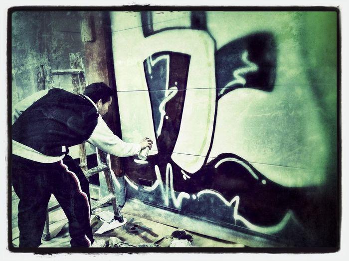 Street art a Gràcia