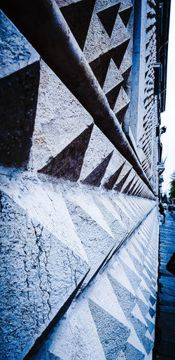 Travelling Travel Photography Stone Stone Wall Palaces Palazzo Dei Diamanti Ferrara Italy Italia Bellezza Beauty Is Everywhere  Beauty Architecture Ancient Renaissance Close-up