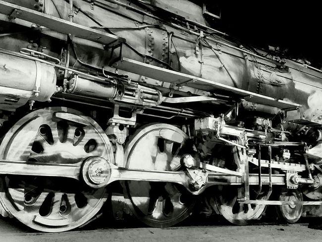 Santa Fe No. 2921 Old Train Trainstation Train Trainphotography Amtrack Modesto