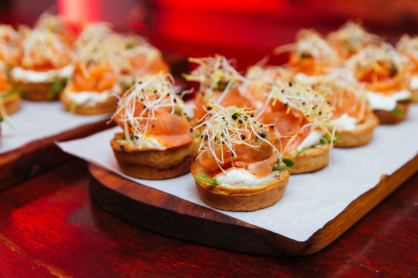 Cocktail Food Appetizer Asian Food Close-up Delicious Entree Finger Food Focus On Foreground Food Food And Drink Freshness Fruit Garnish Gourmet Gourmet Food Healthy Eating Indulgence Japanese Food No People Plate Ready-to-eat Restaurant Salmon Seafood Snack Starters Table Tapas Tray Trout Vegetable Wellbeing