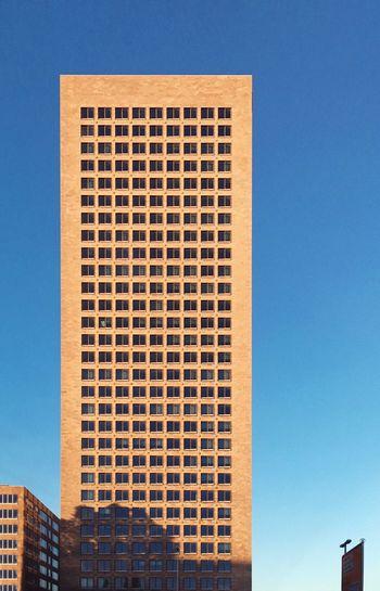 Urban Skyline Sunset Skyscraper Frankfurt Frankfurt Am Main Germany Minimalism Architecture_collection EyeEm Selects