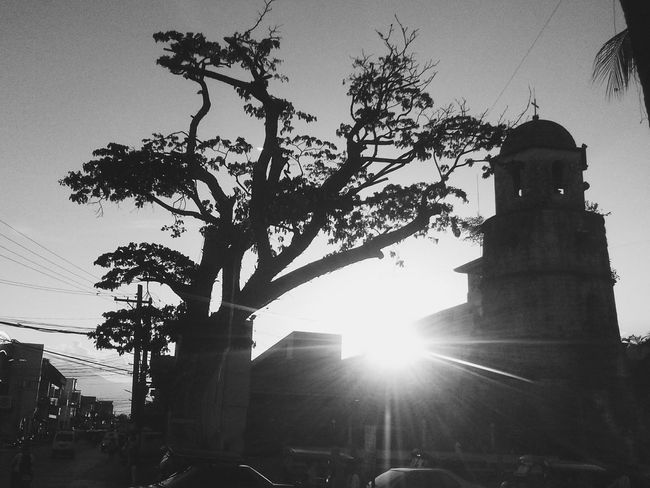 My Country In A Photo DumagueteCity Belltower Sunset