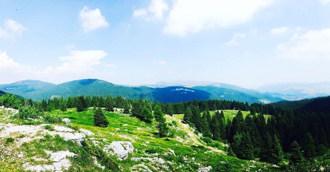 Asiago Trincee Malgazebio Malga Mountain Sky Nature Landscape Tranquility Lost In The Landscape