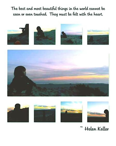 Memories ❤ Just Found This  Sky Collection Older Photos Sky_ My Son Southern California Sunset_collection Sunset Silhouettes Quote