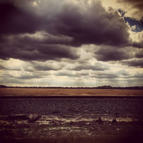 Melancholic Landscapes Clouds And Sky