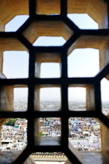 Udaipur EyeEm The Week On EyeEm EyeEm Selects TheWeek On EyEem Indoors  Window No People Day Built Structure Close-up Architecture Be. Ready. EyeEmNewHere