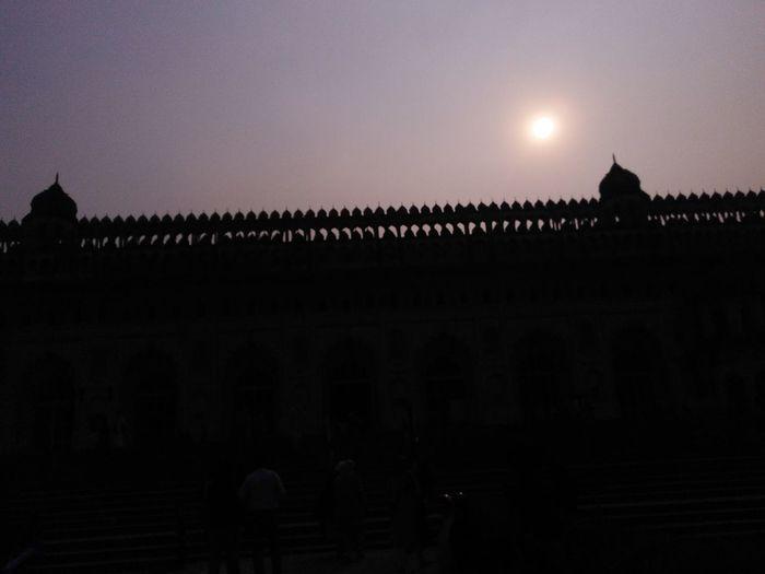 Bada Imambara Lucknow Sunset_collection Sunlight ☀ Shahi Andaaz Nawabo Ka Shahar Lucknow Hanging Out