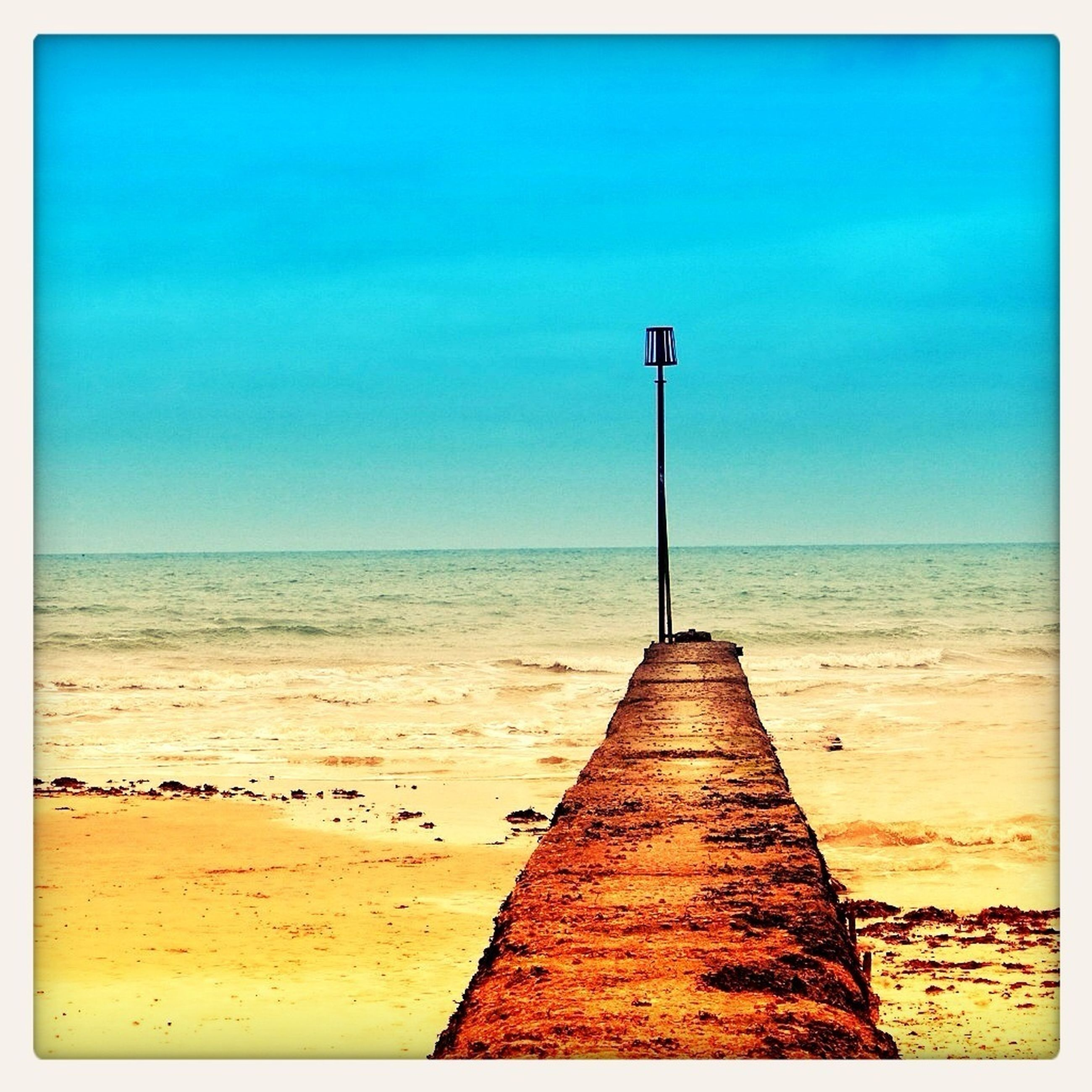 horizon over water, sea, blue, water, beach, tranquility, tranquil scene, transfer print, clear sky, scenics, sky, auto post production filter, shore, beauty in nature, nature, copy space, the way forward, sand, idyllic, outdoors